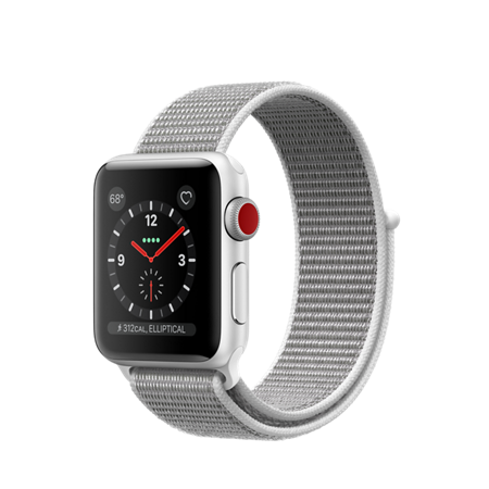 Apple Watch Series 3 (Aluminum Case 38 mm)