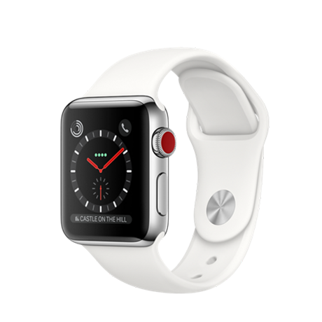 Apple Watch Series 3 (Stainless Case 38 mm)