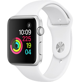 Apple Watch 42mm Series 2 (Stainless Steel Case)