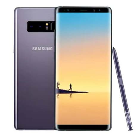 SAMSUNG GALAXY NOTE 9 512 GB